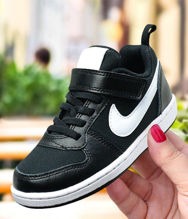 Nike Buty Court Borough Low PE