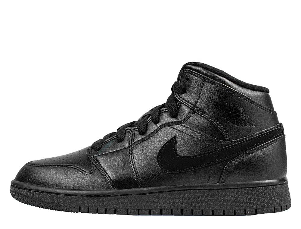 Buty Nike Air Jordan 1 Mid GS Jr 554725 090