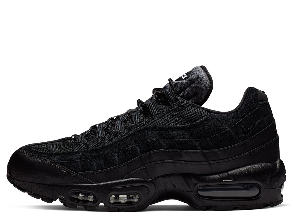 Nike Air Max 95 Essential Męskie Czarne (AT9865 001)