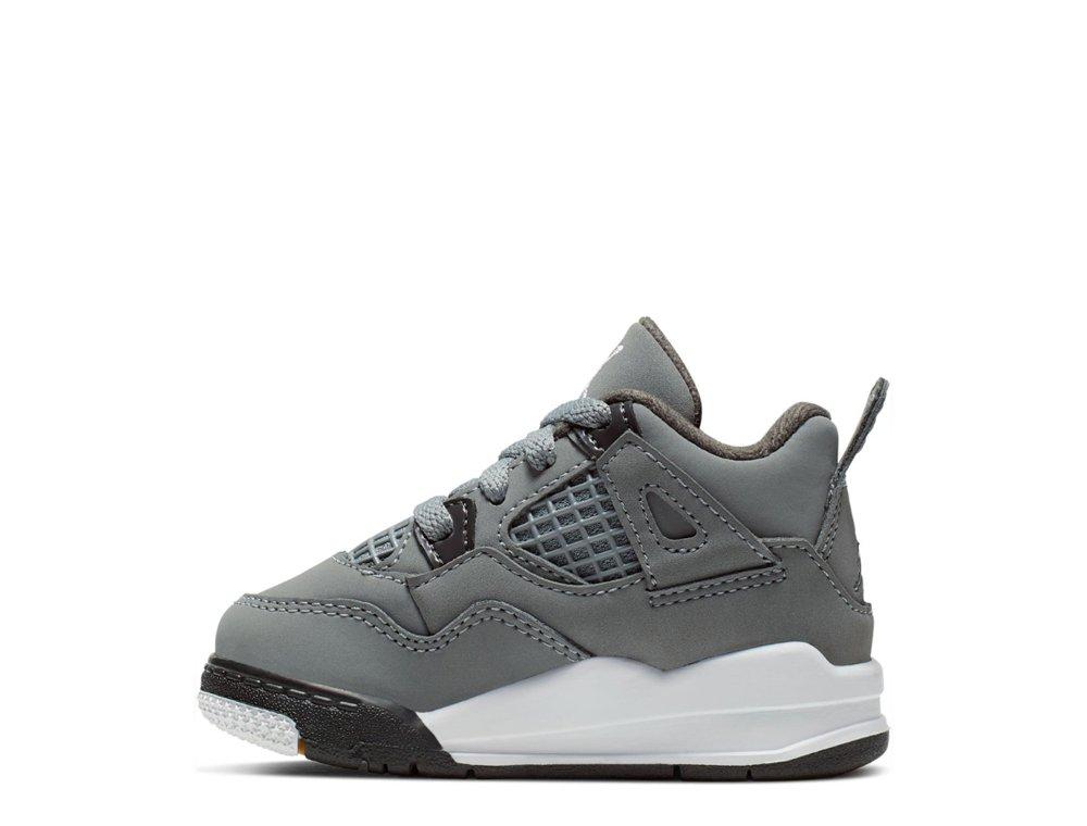 "air jordan 4 retro (td) ""cool grey"" (bq7670-007)"