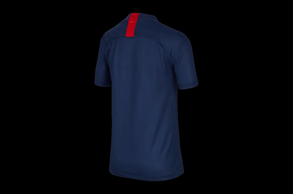 Koszulka Piłkarska Psg Jordan Red 1920 Vapor Match, #7