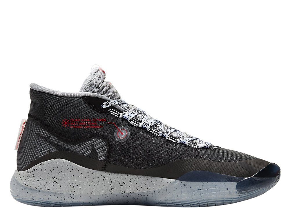 "nike zoom kd12 ""black cement"" (ar4229-002)"