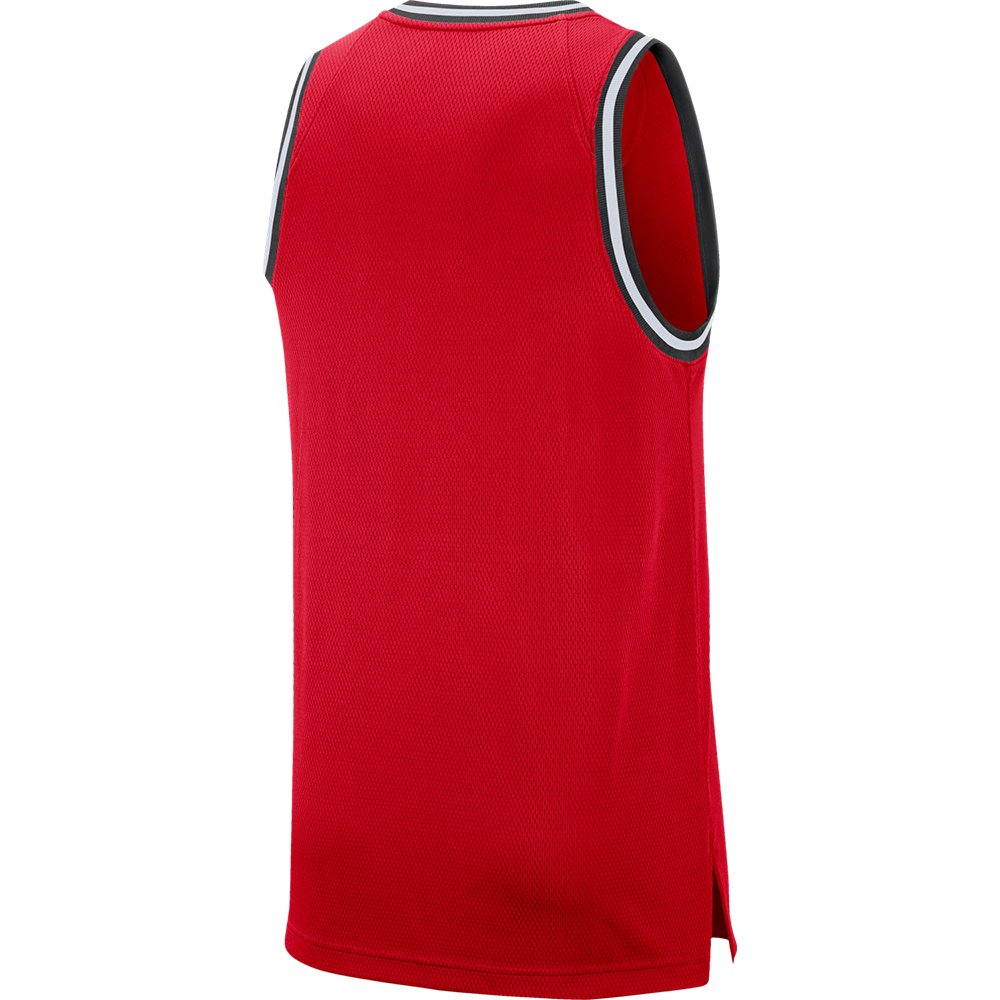 nike nba chicago bulls dri-fit tank university red (bq9325-657)