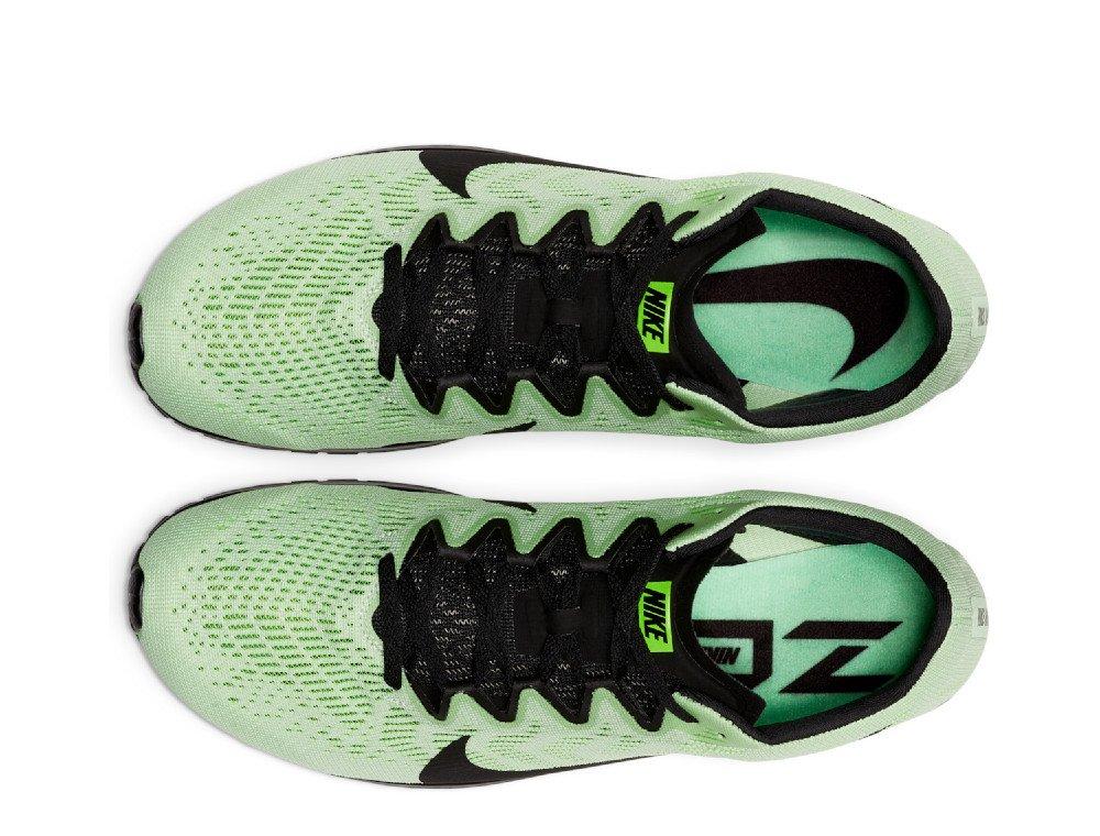 nike air zoom streak 7 u czarno-zielone