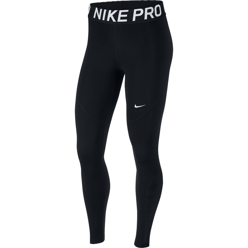 nike pro tights w czarne