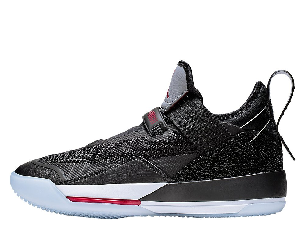 "air jordan xxxiii low se ""black/cement"" (cd9560-006)"