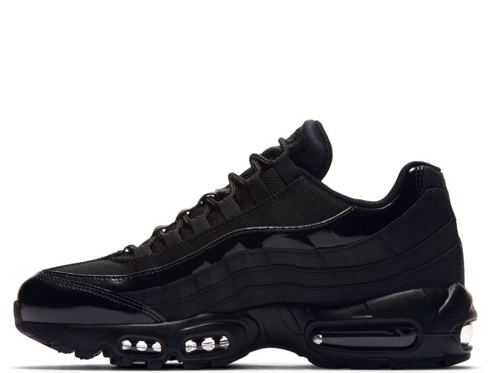 buty nike wmns czarne