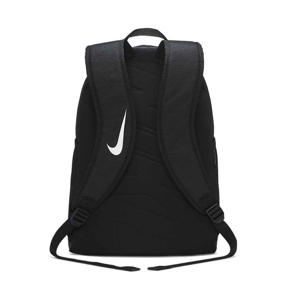 nike brasilia m backpack czarny