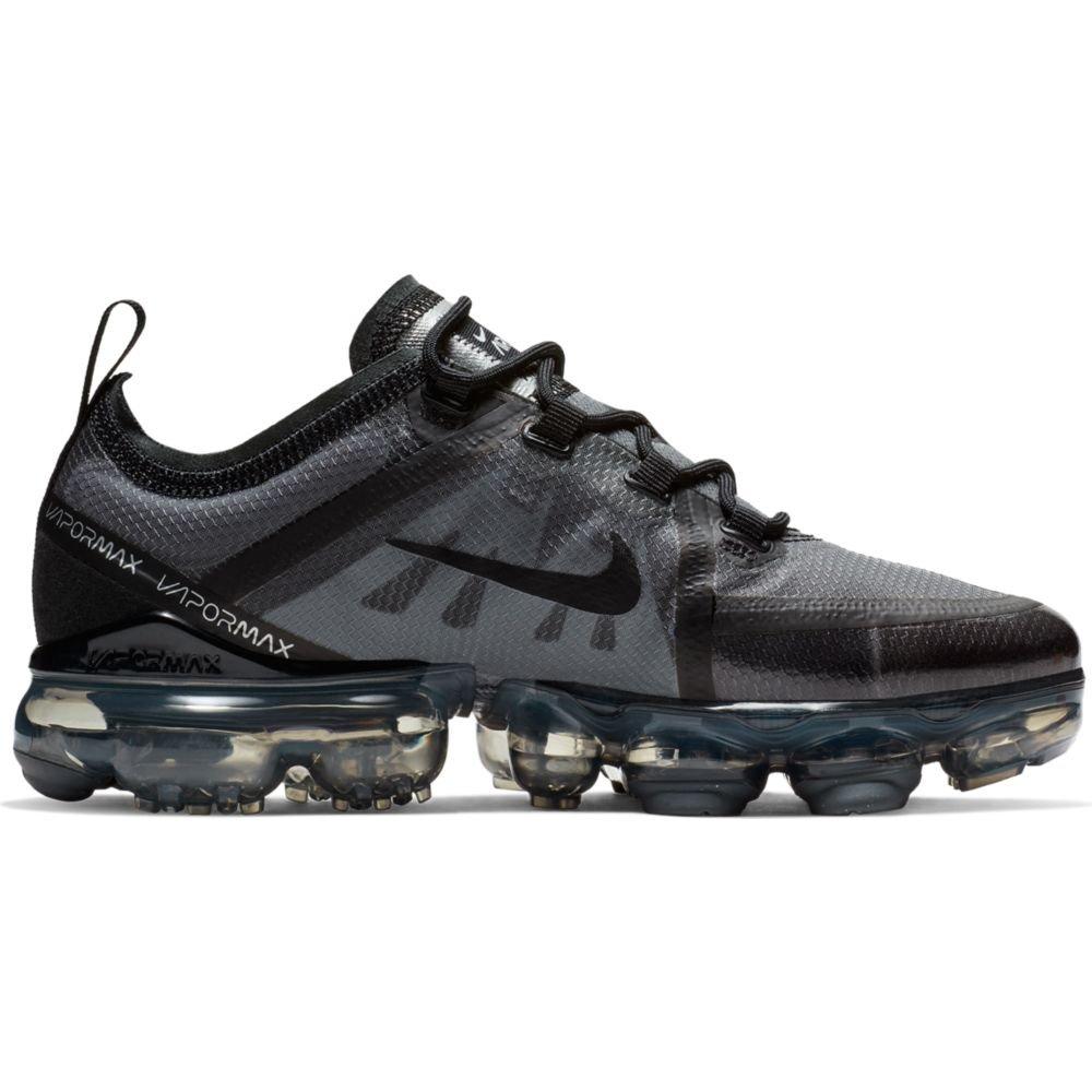 nike air vapormax 2019 (gs) młodzieżowe czarne (aj2616-001)