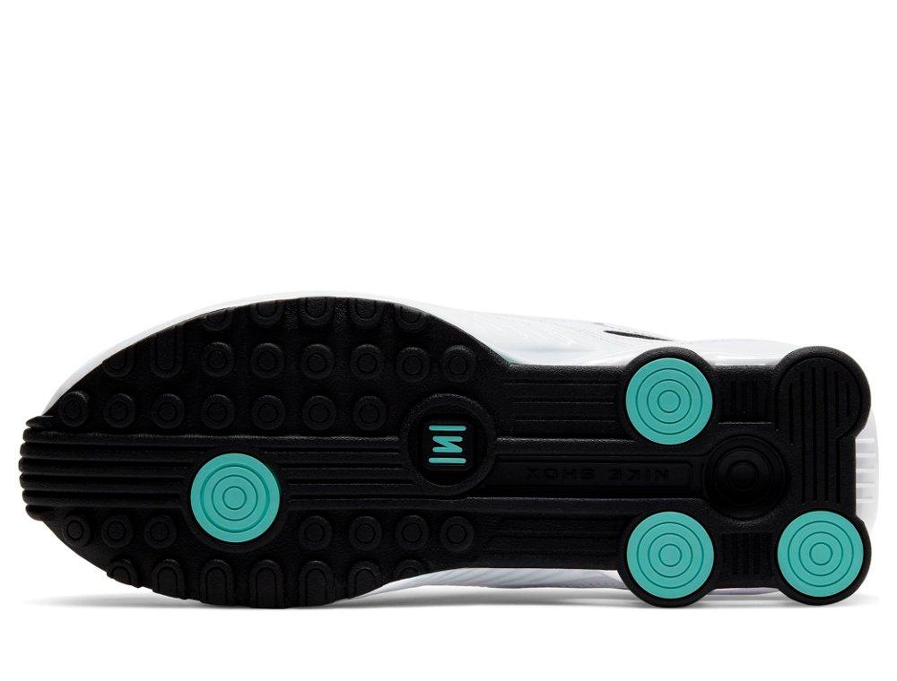 Buty Damskie Nike W Shox Enigma Białe   WorldBox [BQ9001 100