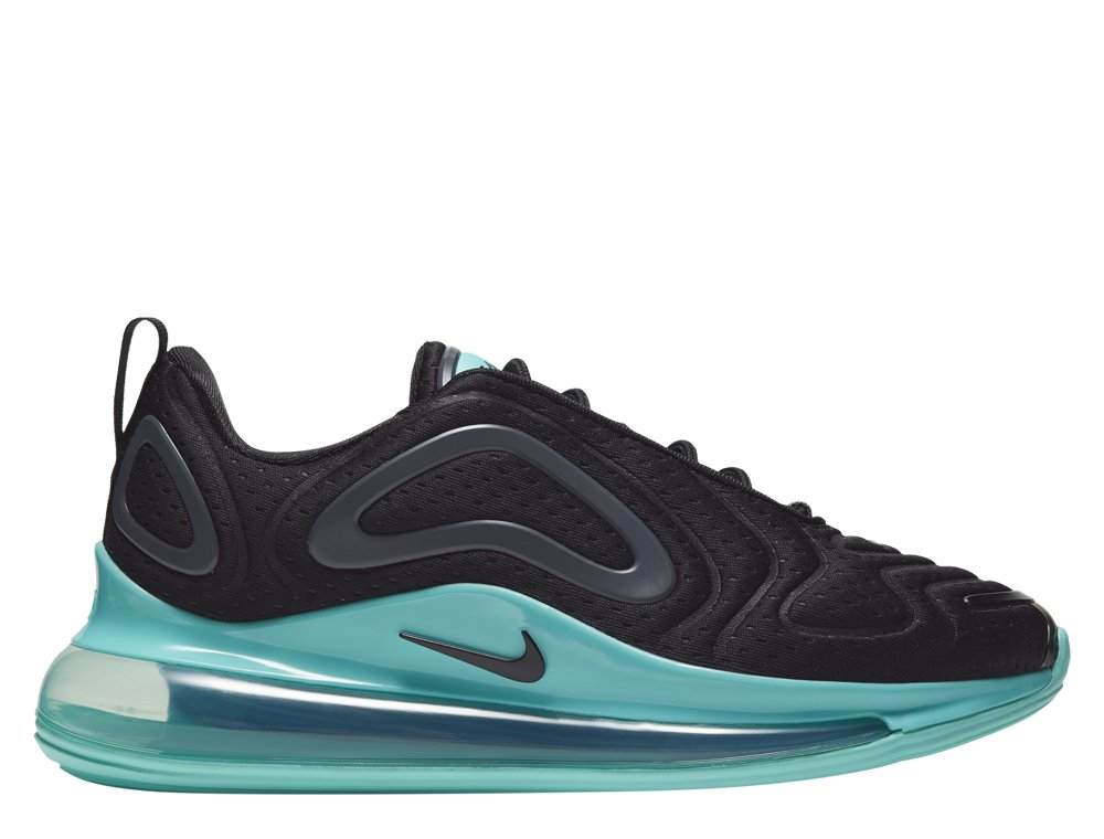 Nike W Air Max 720 Damskie Czarne (AR9293 010)