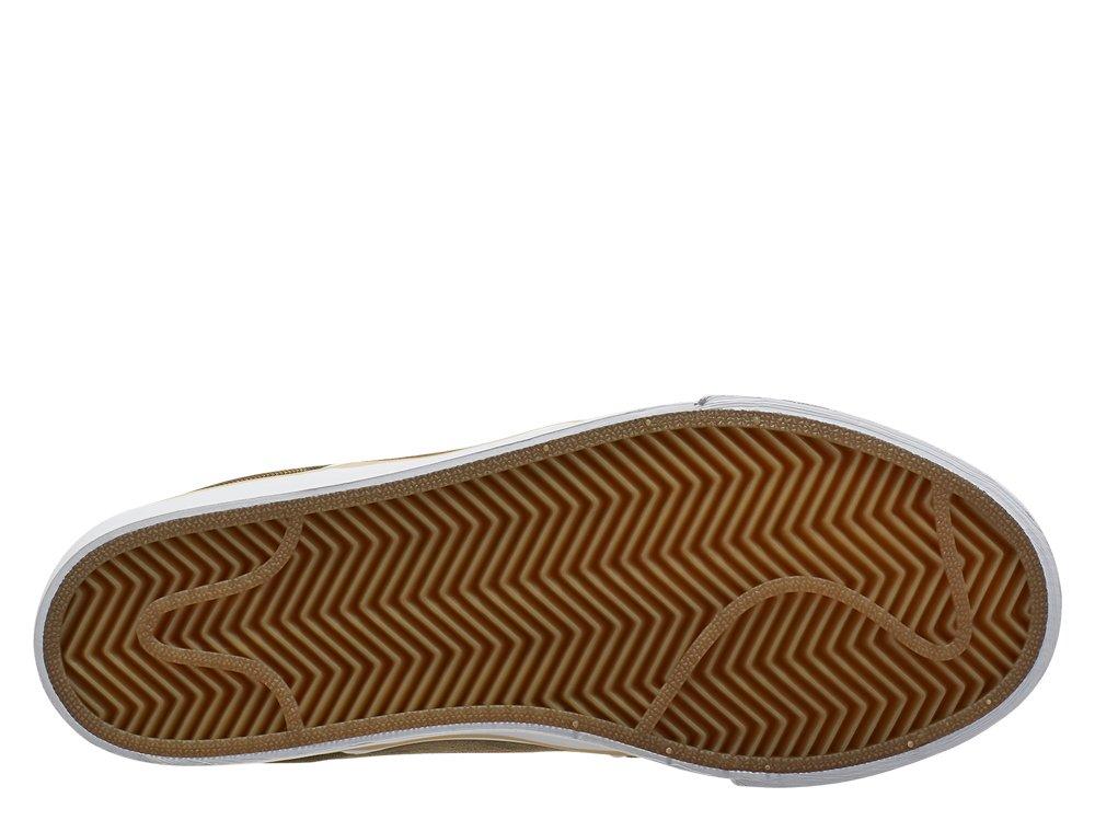 nike sb janoski suede (gs) młodzieżowe brązowe (ck4444-204)