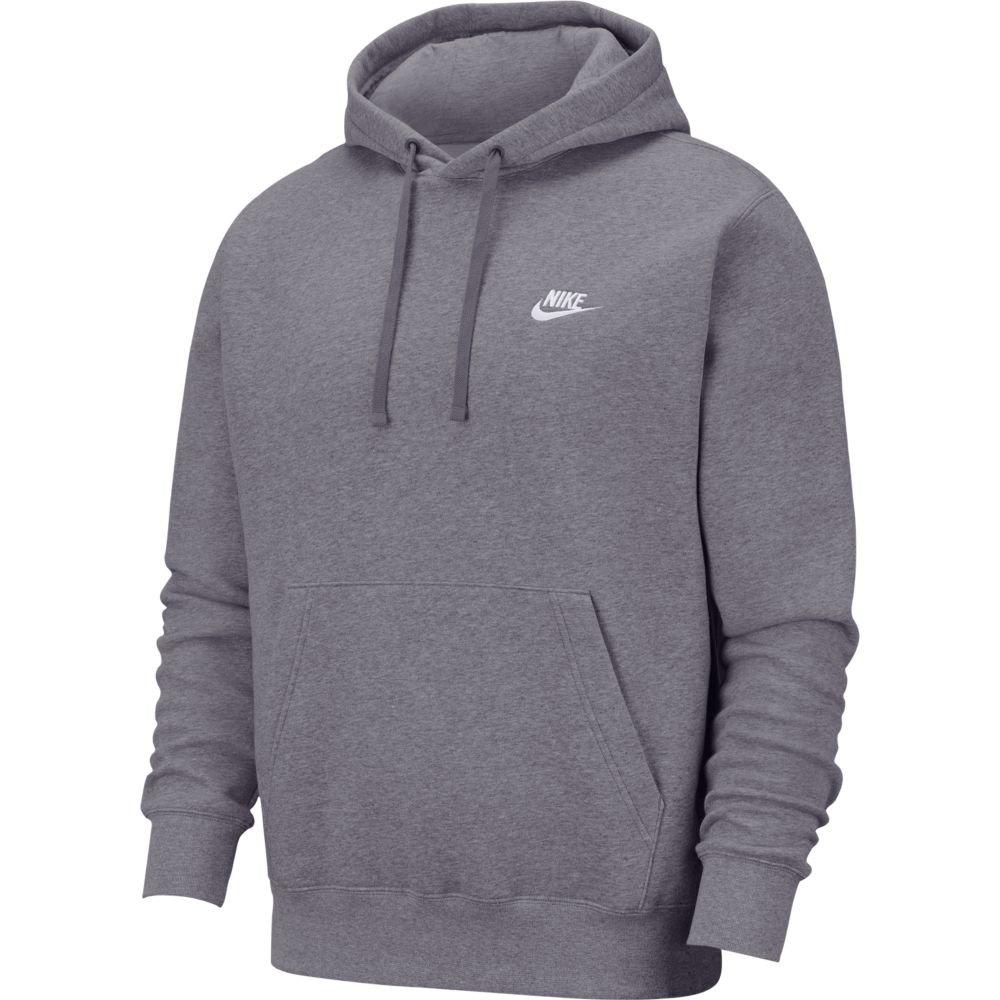 nike nsw club hoodie (bv2654-071)