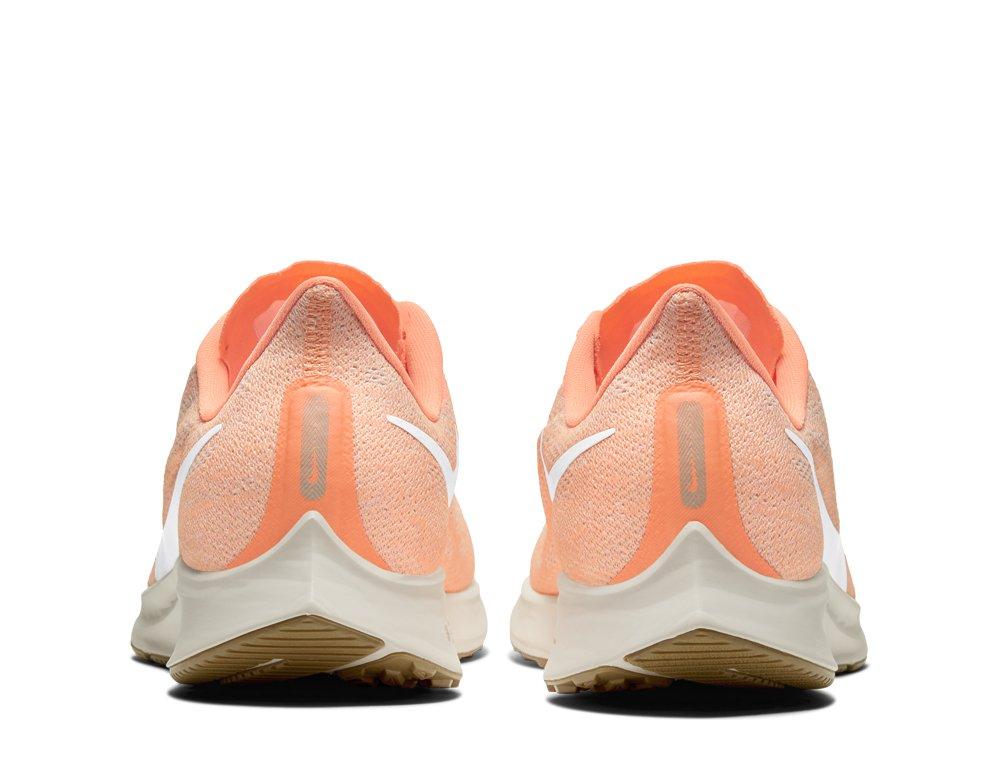 nike air zoom pegasus 36 w pomarańczowo-białe
