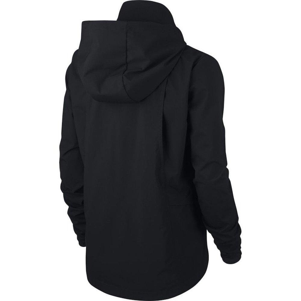 nike shield jacket hd w czarna