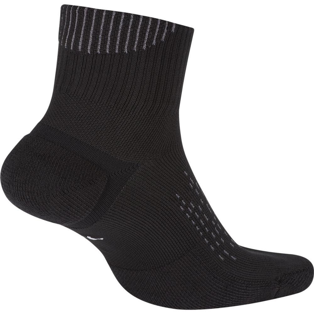 nike elite cushioned ankle u czarne