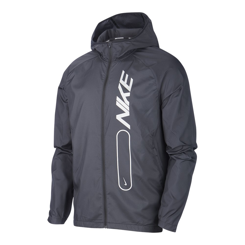 nike essential flash air jacket m czarna