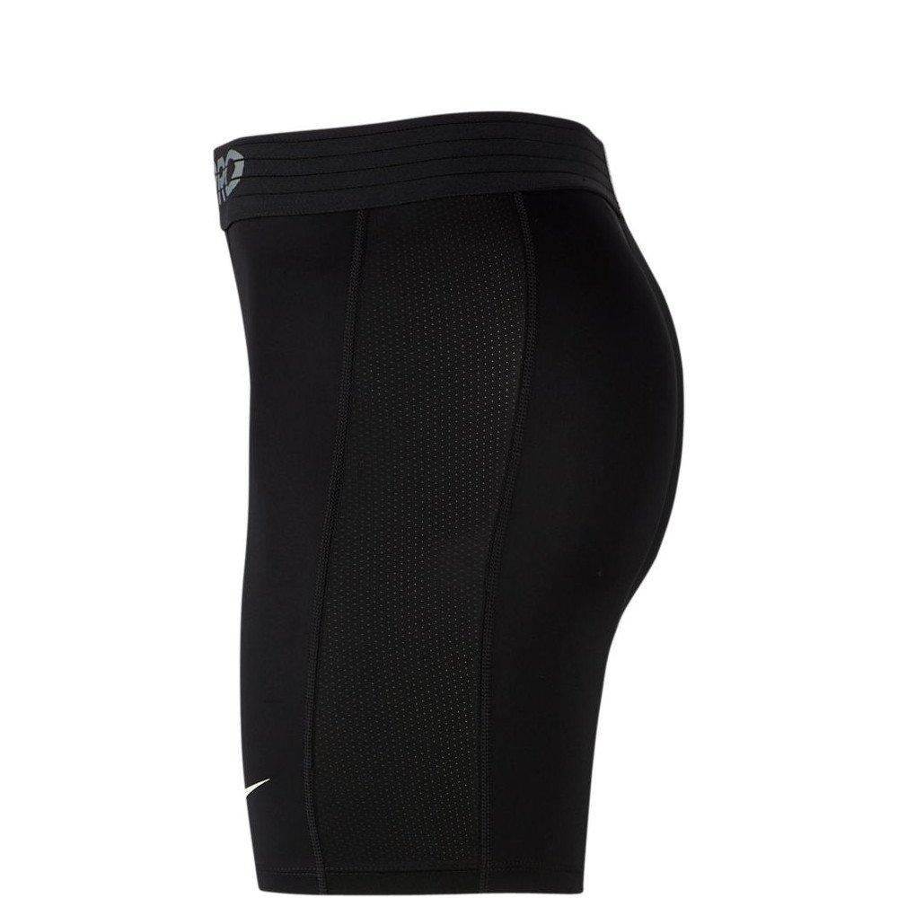 nike pro training shorts m czarne