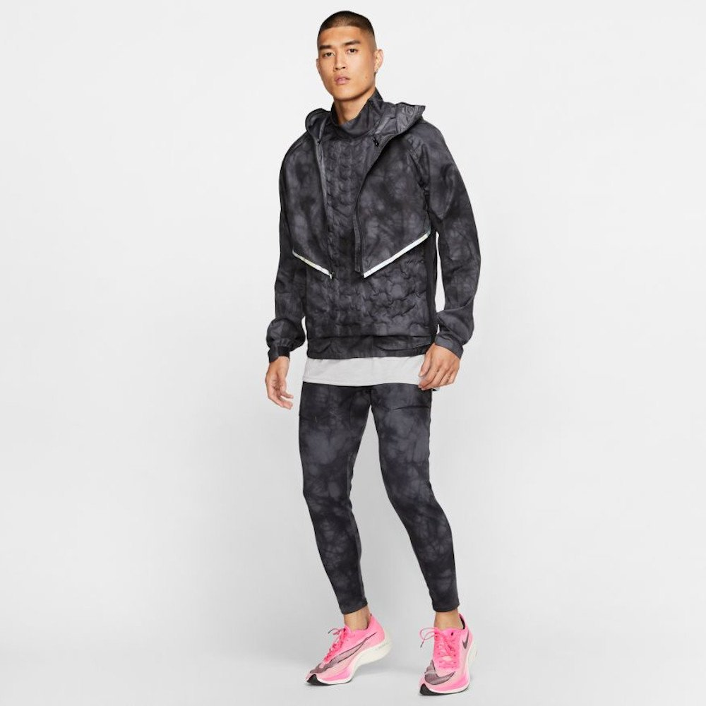 nike tech pack aeroloft jacket m czarna