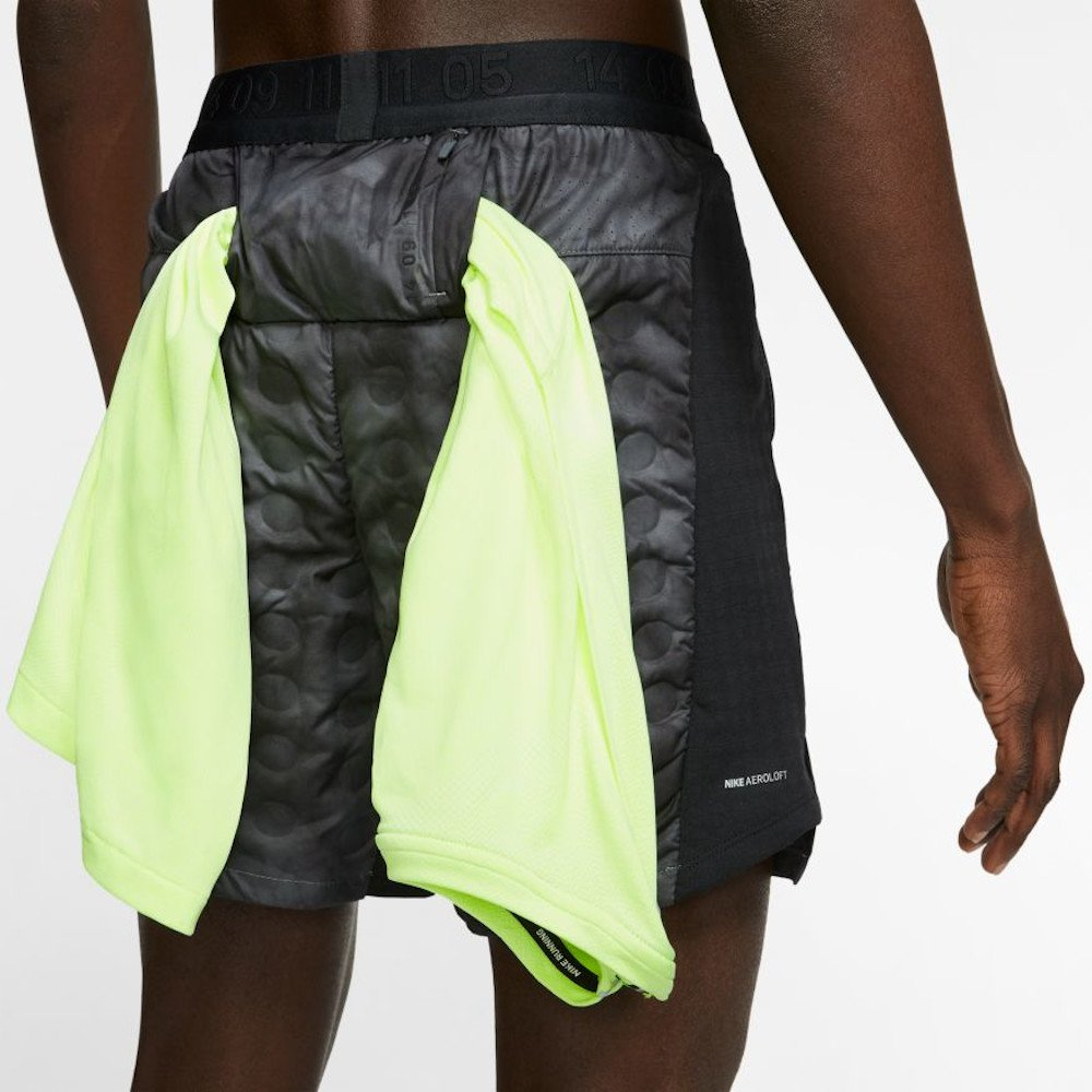 nike tech pack aeroloft short m szare