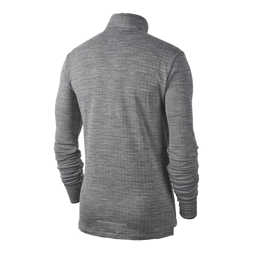 nike therma sphere element 3.0 half zip m szara