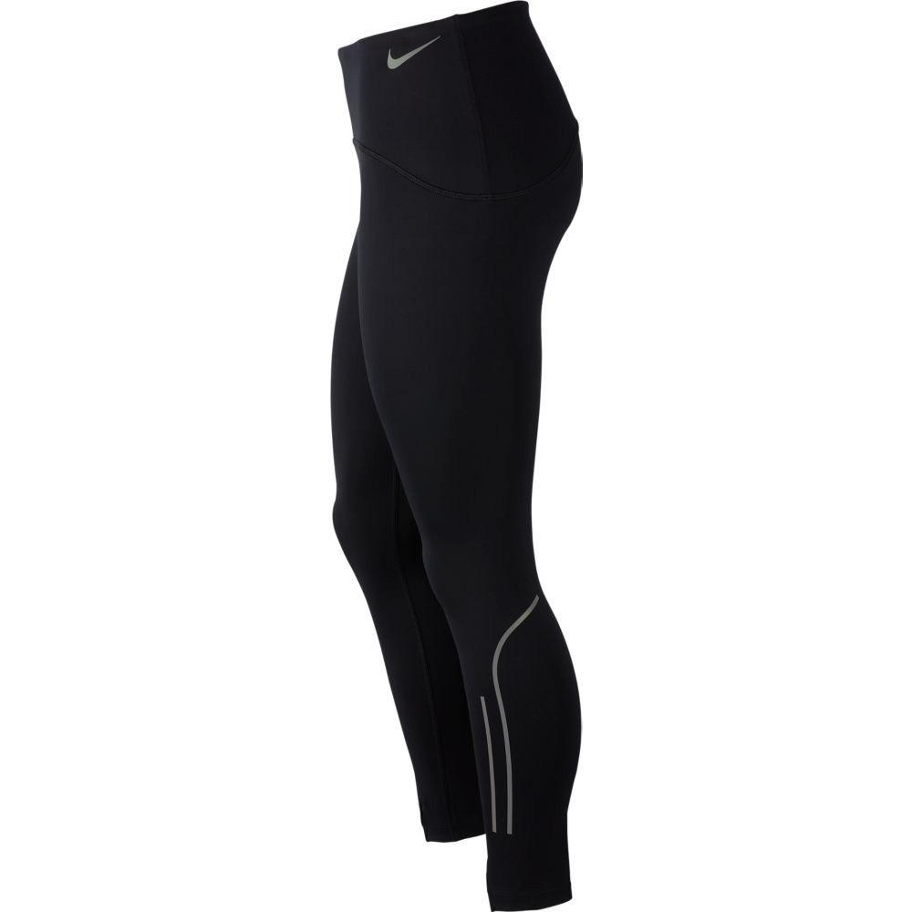 nike speed 7/8 matte tights w czarne