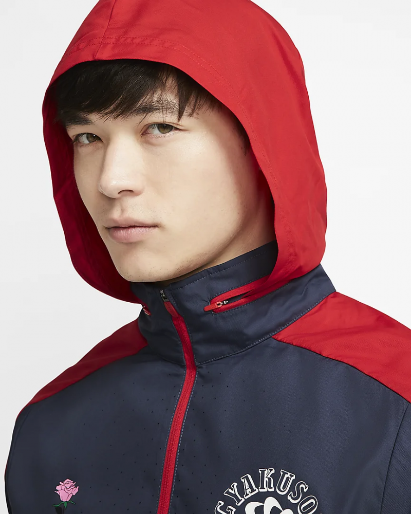 nike x gyakusou hooded jacket (cd7107-447)