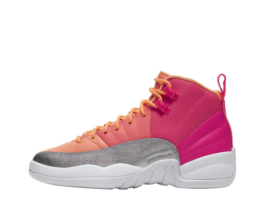 "air jordan 12 retro (gs) ""sunrise"" (510815-601)"