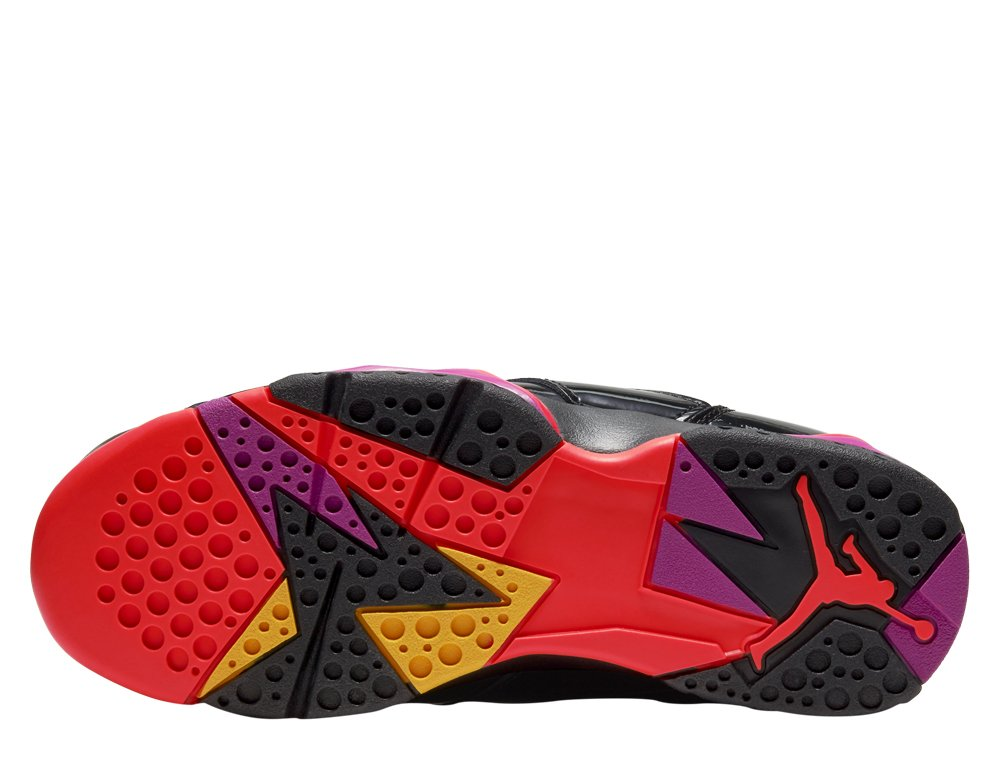 "women's air jordan 7 retro ""patent leather"" (313358-006)"