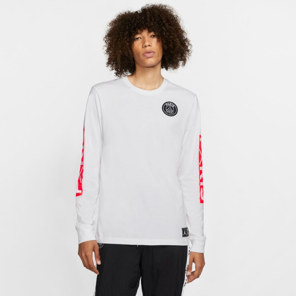 jordan longsleeve paris saint-germain (bq8382-100)
