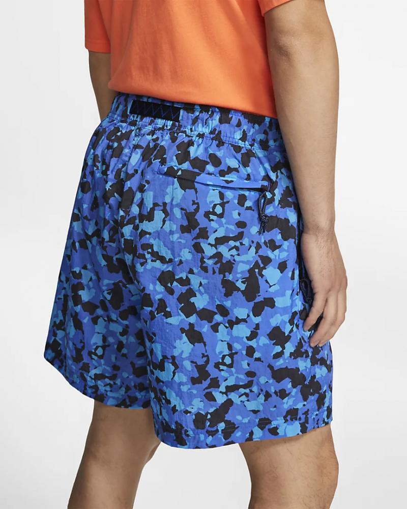 nike acg woven shorts (cd7638-405)