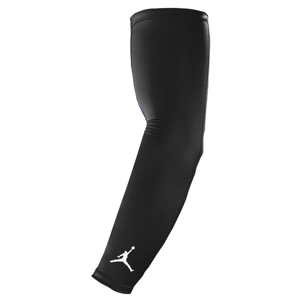 jordan shooter sleeves black/white  (j.ks.04.010)