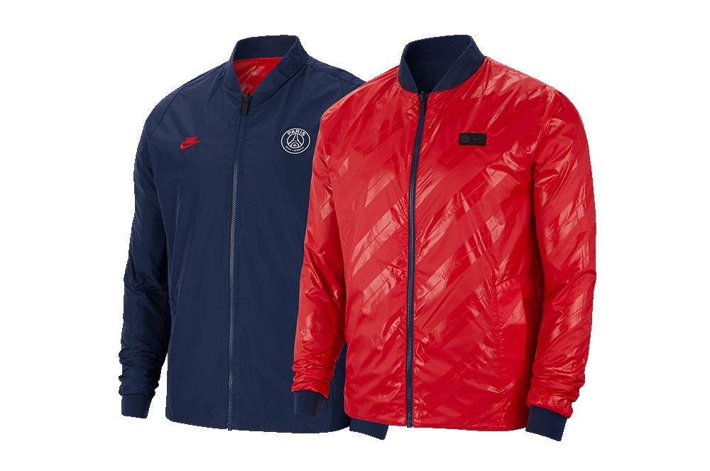 Kurtka Nike Paris Saint Germain NSW Authentic Dwustronna (CI1311 414)