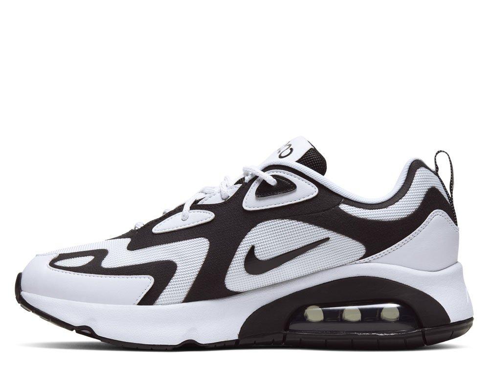 Nike Air Max 200 Męskie Białe (AQ2568 104)