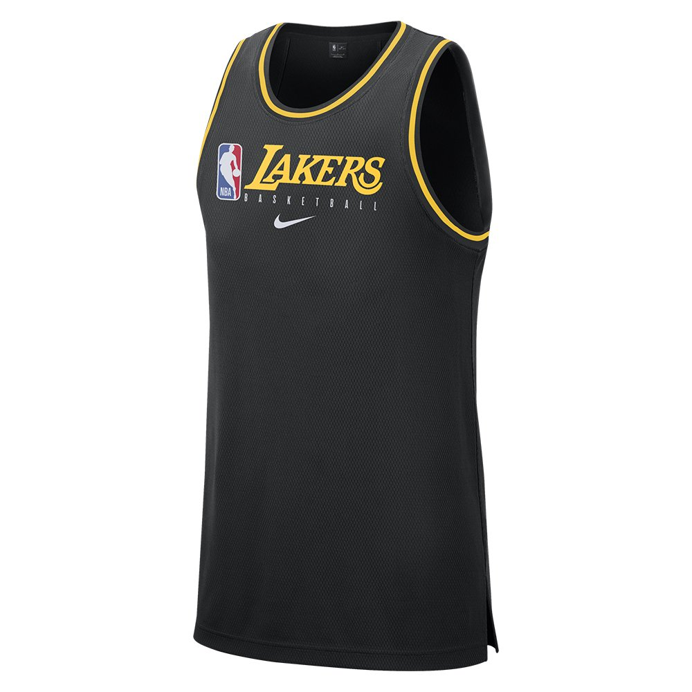 nike nba los angeles lakers dri-fit (bq9343-010)