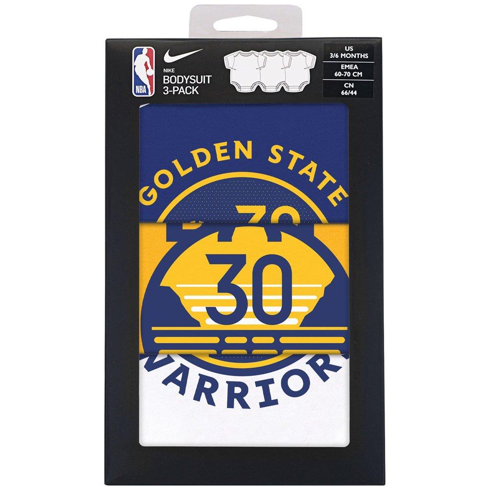 nike authentic player nike creeper 3 pack box set - golden state warriors - stephen curry (ez2n1bbx6-gsw-cs)