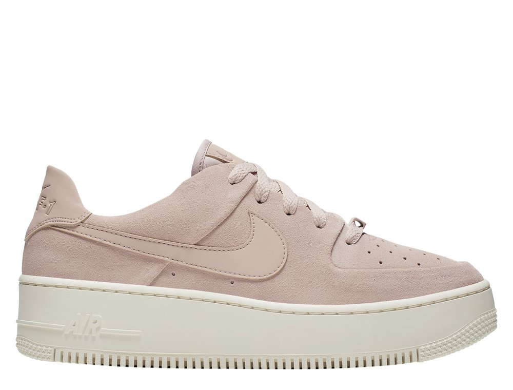 Nike Air Force 1 Sage Low Damskie Różowe (AR5339 201)