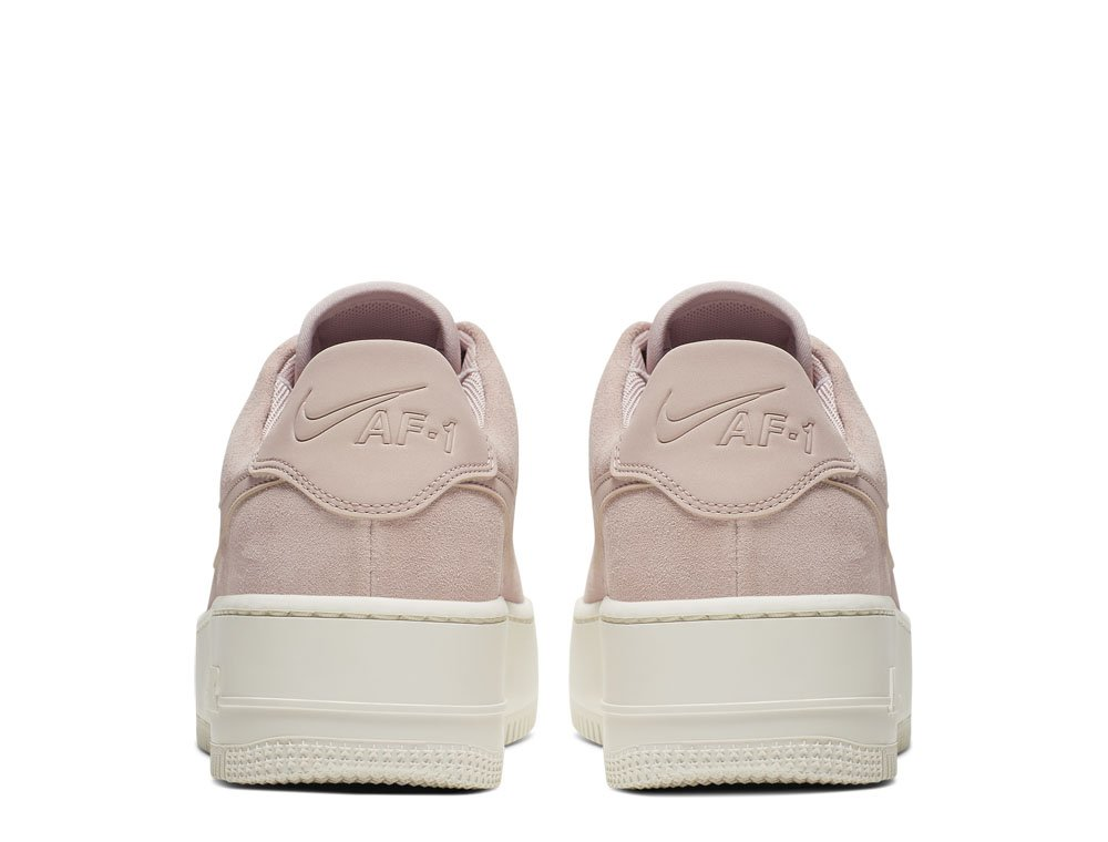 nike air force 1 sage low damskie różowe (ar5339-201)