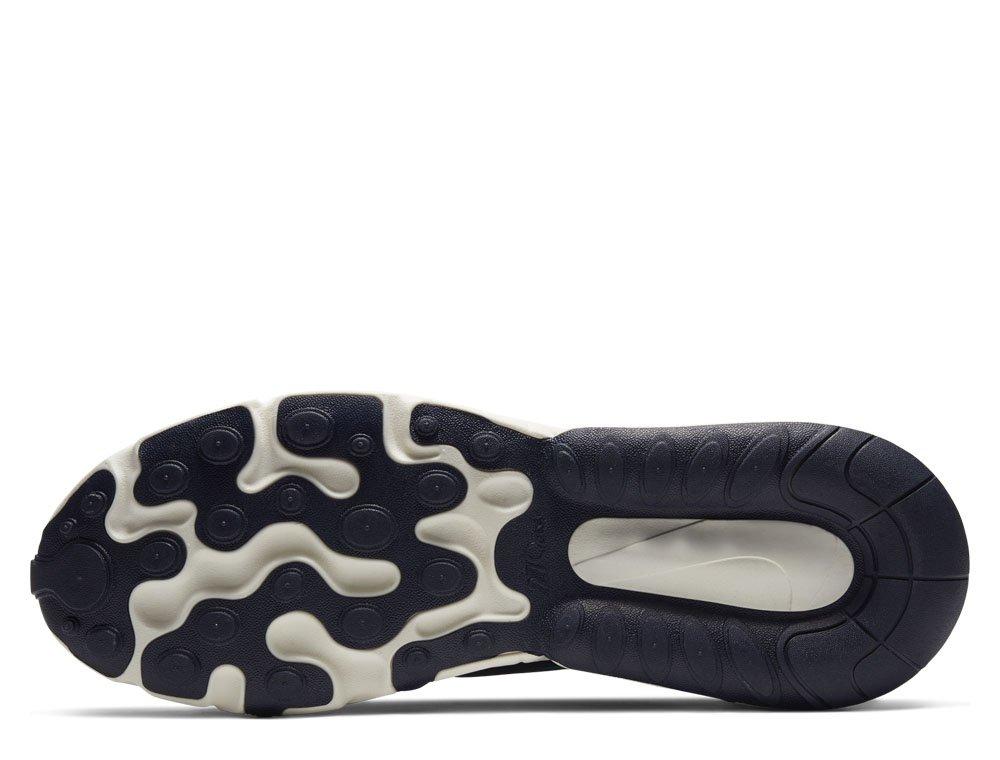Nike Air Max React 270 Męskie Niebieskie (CI3866 400)