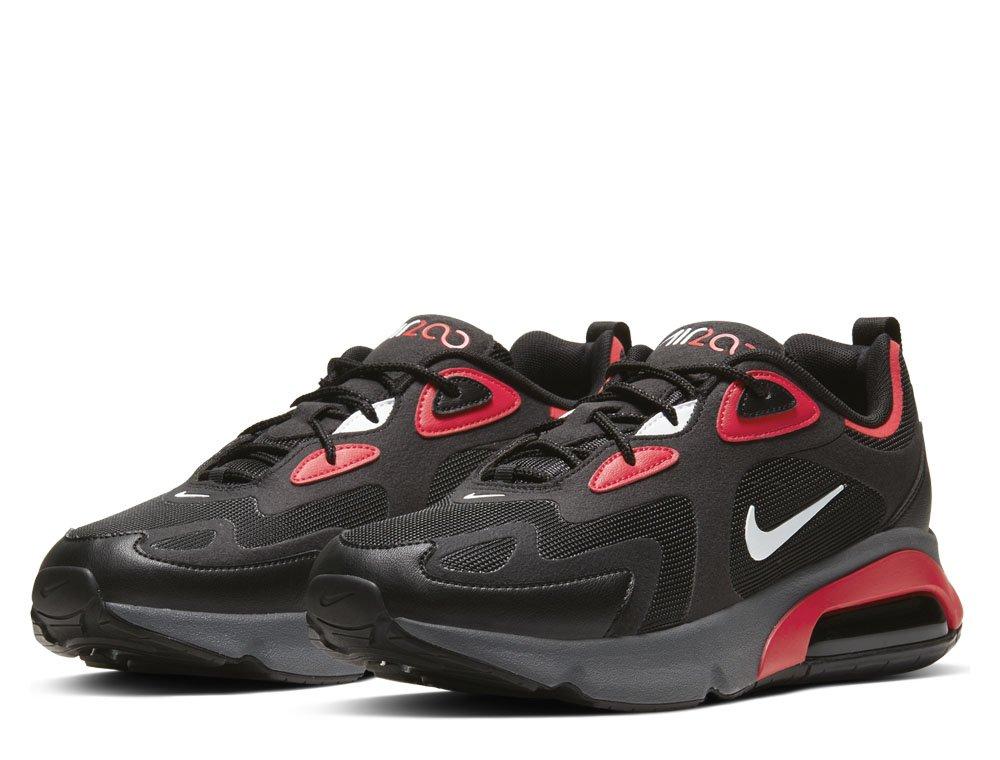 Buty NIKE AIR MAX czarno czerwono szare rozm 36.5 23.5 cm