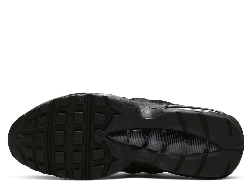 nike air max 95 essential męskie czarne (ci3705-001)