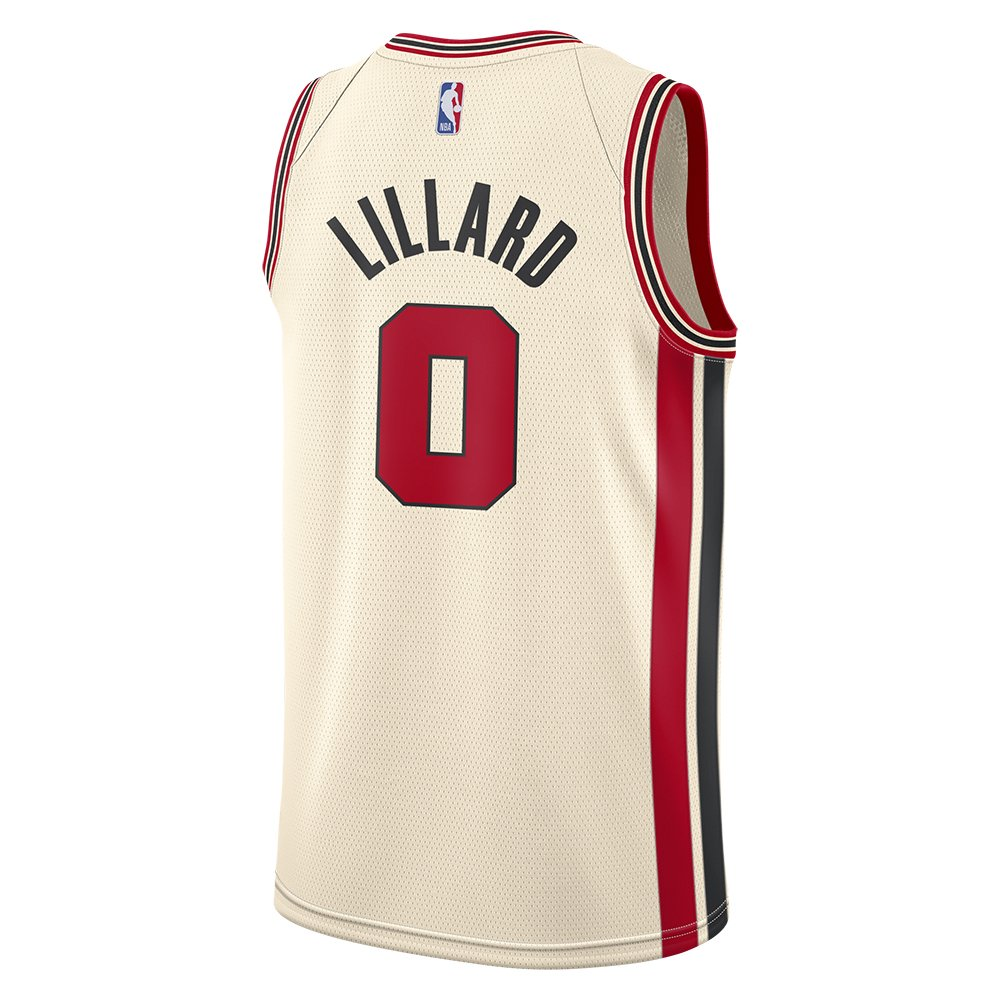 nike city edition swingman nba jersey damian lillard (av4668-121)