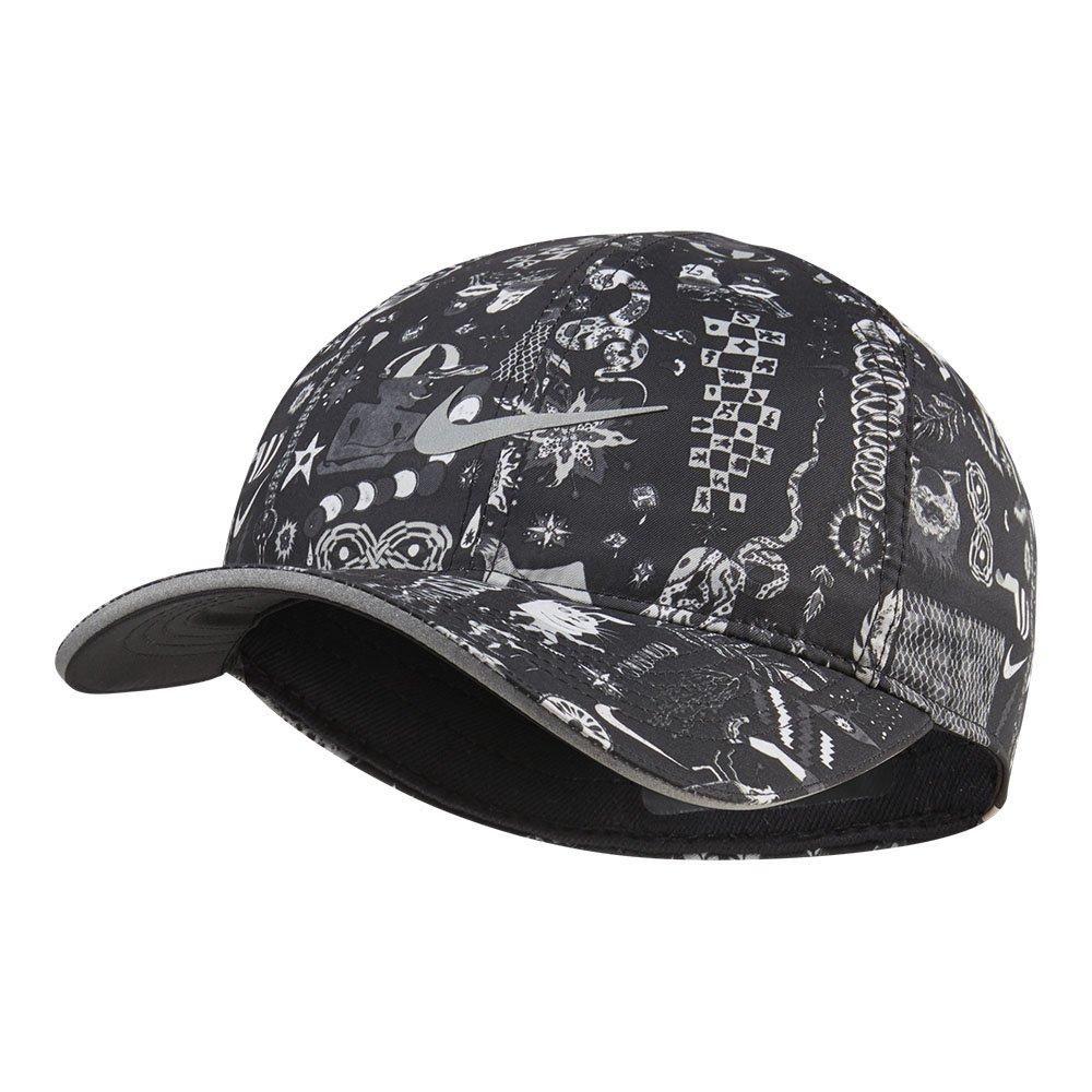 nike aerobill cap u czarno-biała
