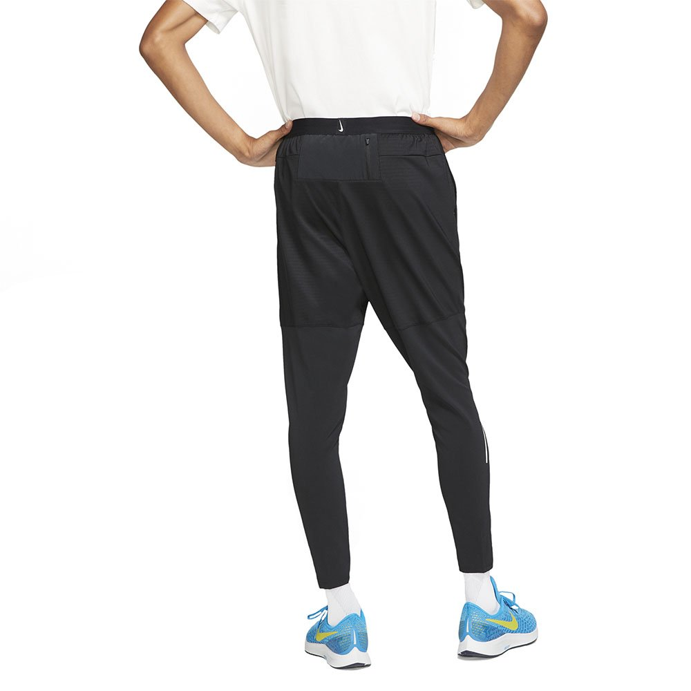 nike phenom elite hybrid pants m czarne