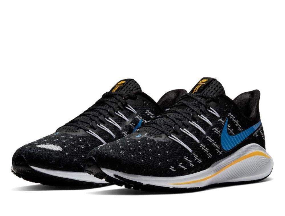 Nike Air Zoom Vomero 14 M Czarno Niebieskie
