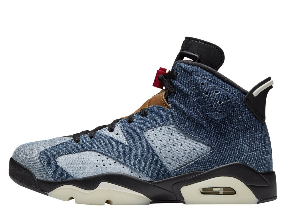 "air jordan 6 retro ""washed denim"" (ct5350-401)"
