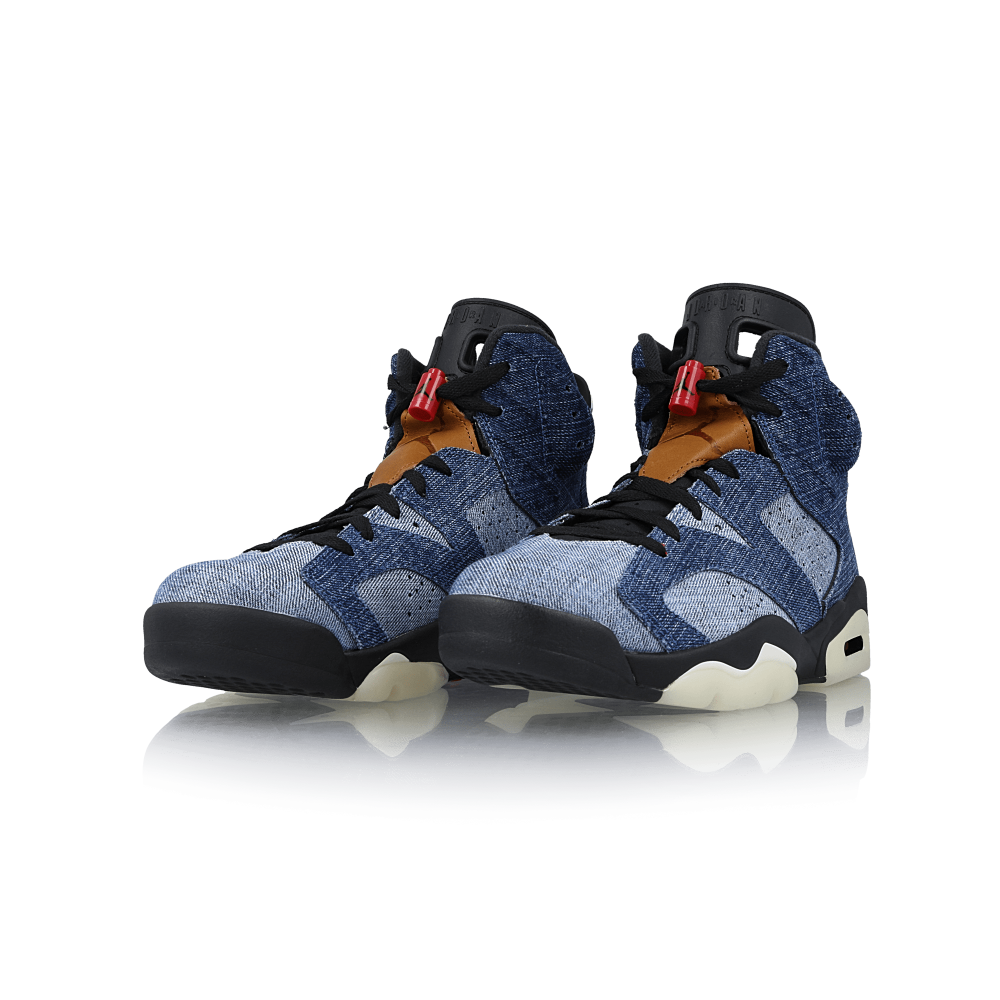 "air jordan 6 retro ""washed denim"""