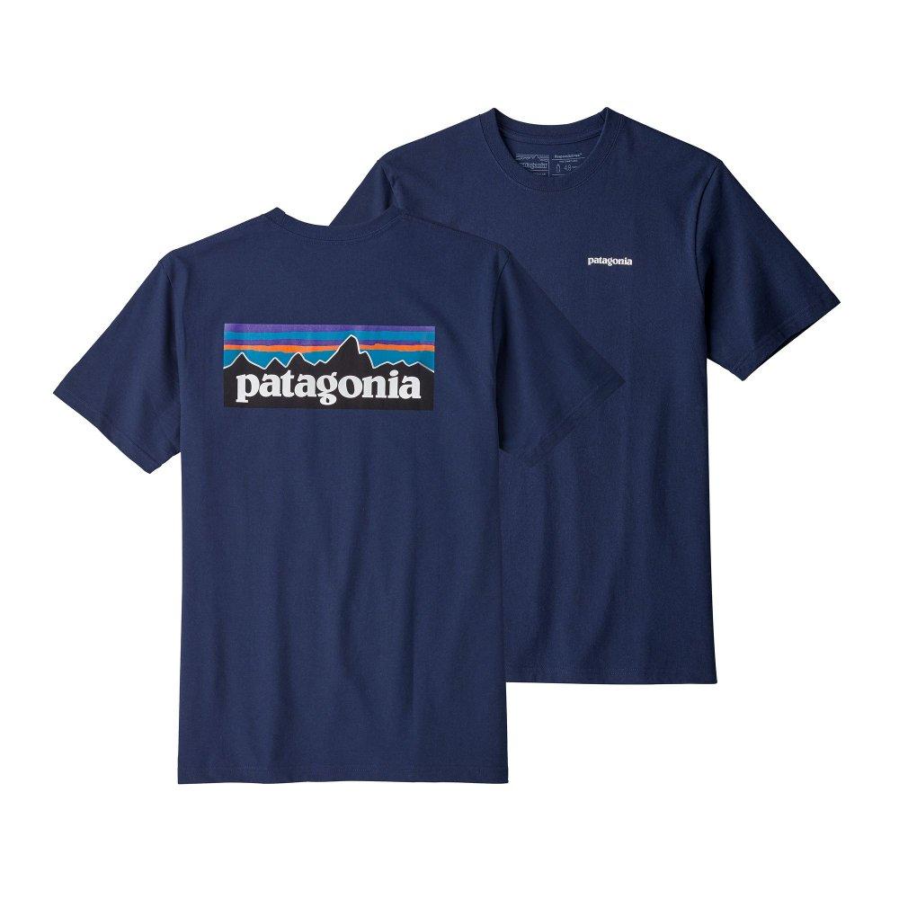 koszulka patagonia men's p-6 logo responsibili-tee®