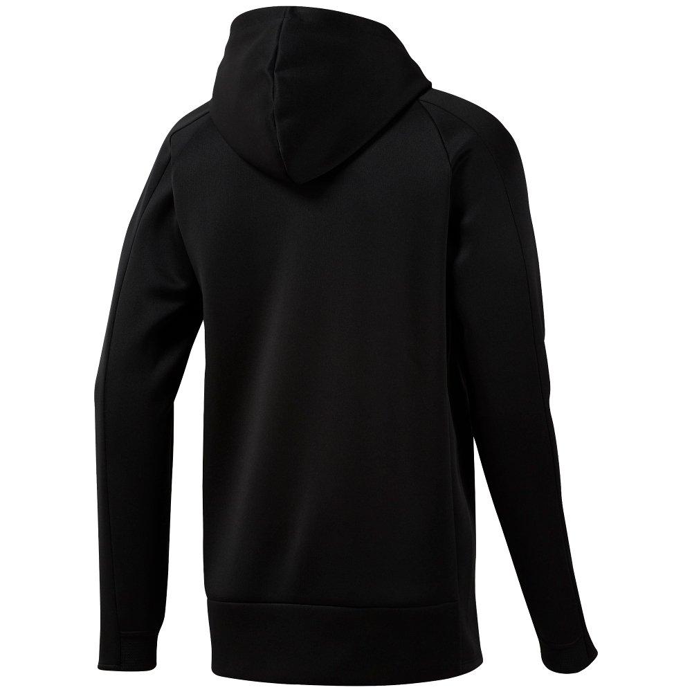 reebok ost speedwick spacer full zip hoodie