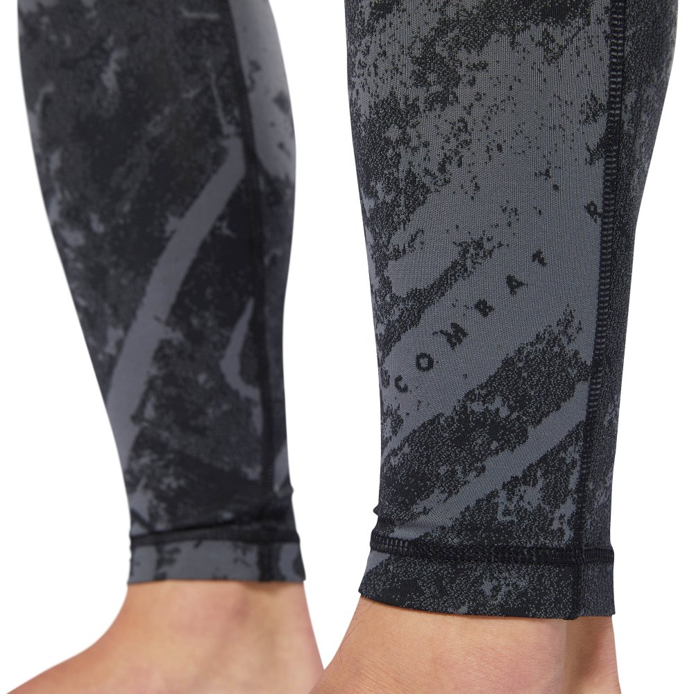 reebok cbt jacquard tight grey